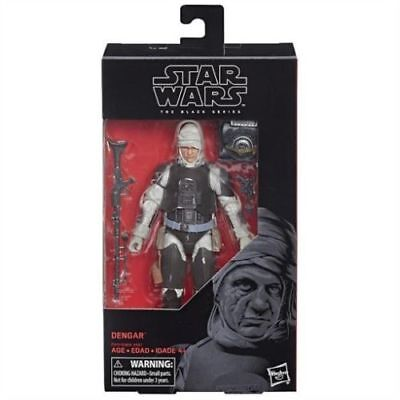 Star Wars The Black Series Dengar Action Figure NEW