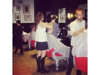 Barbers Wanted for Kensington Male/Female