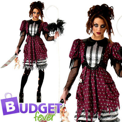 Little Bo Peep Creep Fairytale Horror Ladies Halloween Adults Womens Costume - Bo Peep Halloween Costumes Adults