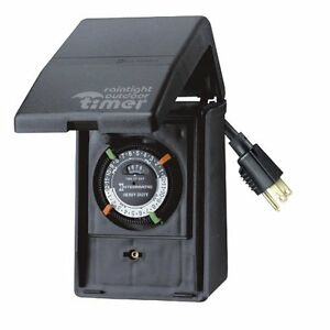 Intermatic Outdoor Timer | eBay