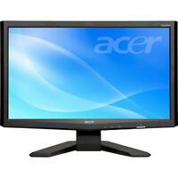 "Acer 23"" LCD just like new Computer Monitor"