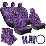 Purple Car Accessories