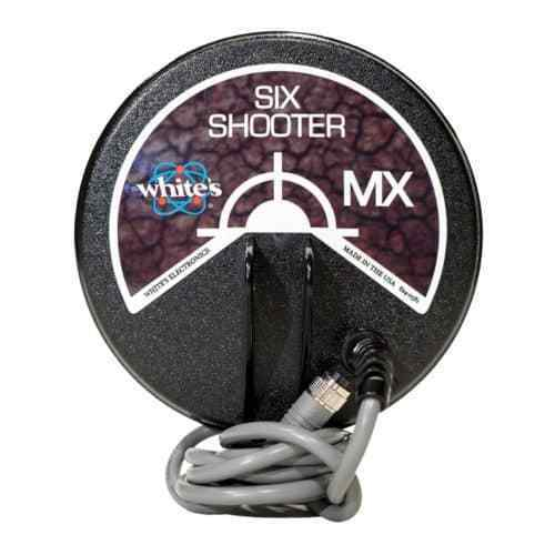 MX Six Shooter 6″ Concentric Coil 802-3266-1