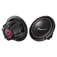 2 BRAND NEW Pioneer TSW254R8 10 Inch Subwoofers