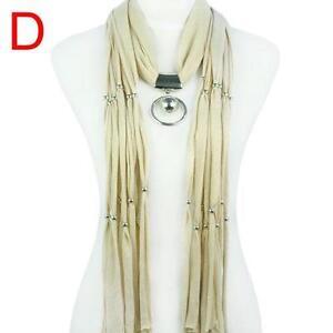 Pendant scarf scarves shawls ebay jewellery pendant scarf aloadofball Gallery