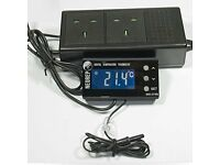 Digital Vivarium Reptile Thermostat Model: DTT800 For Heat Mats and Ceramic Heaters BRAND NEW