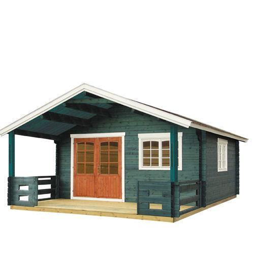 Kit houses construction ebay for Complete home building kits