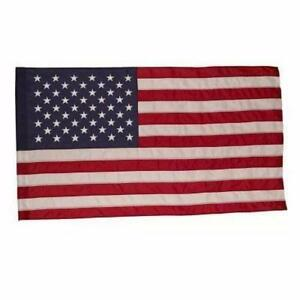 NEW, Valley Forge Flag 2-1/2 ft. x 4 ft. Nylon U.S. Flag Model 60650