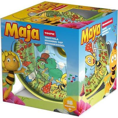 Simm Spielwaren Musikkreisel Biene Maja 19 cm, Brummkreisel, Spielzeug, NEU