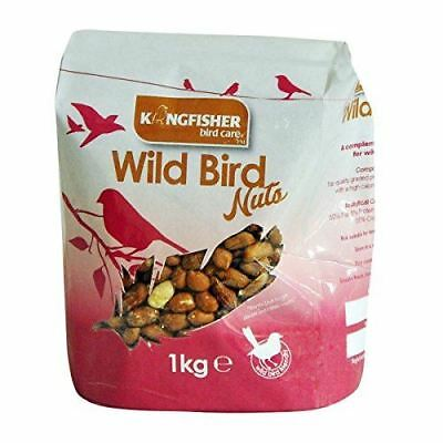 Wild Bird Food - Peanuts 1kg ~ Safe Oil High Nuts Quality Fresh