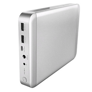 MAXOAK 36000mah Portable Power Bank 5v 2xUsb & 16.8v 3.4a