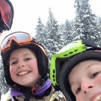 Active family seeks full-time help for two kids and a dog from J