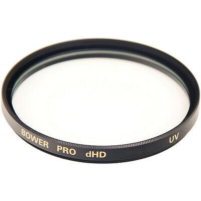 Bower 72mm UV dHD Filter for Canon, Nikon, Sony Lenses