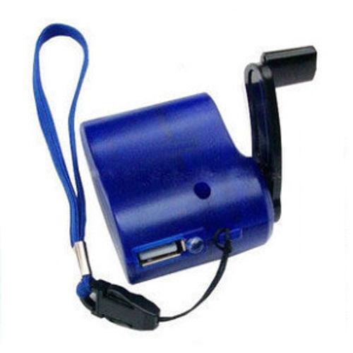 Hand Crank USB Charger