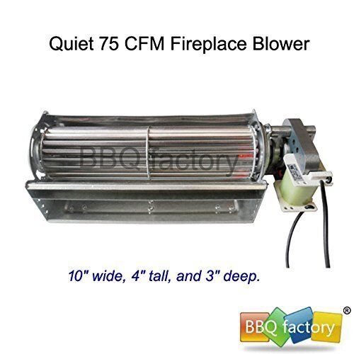 bbq factory® Replacement Fireplace Fan Blower for Heat Surg