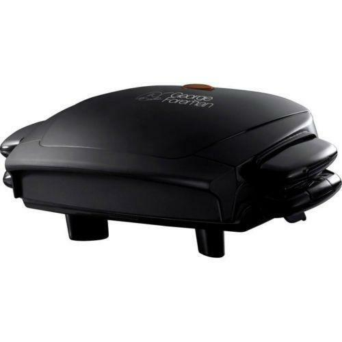 George foreman grill removable plates ebay - Largest george foreman grill with removable plates ...