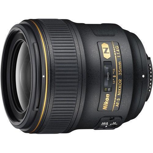Most Popular Nikon Lenses