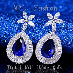 High quality jewelry, brand design, luxury sparkling LADIES EARR