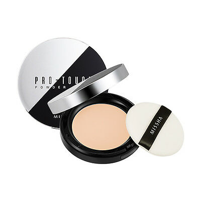 Missha  Pro Touch Face Pact Spf25 Pa   10G