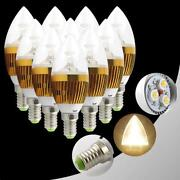 LED Birne E14 Warmweiß