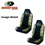 Mossy Oak Truck Seat Covers