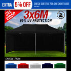 3x6m Size Garden Marquees & Tents