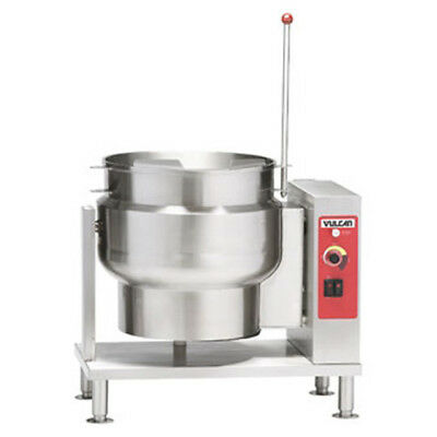 Tilting Steam Kettle 20 Gallon Electric