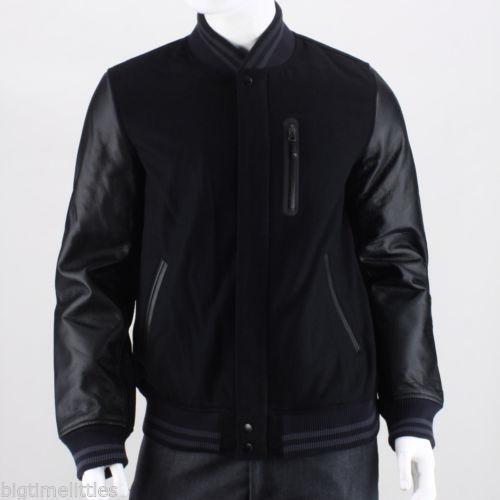 newest a9325 3a2a7 Jordan Leather Jacket   eBay