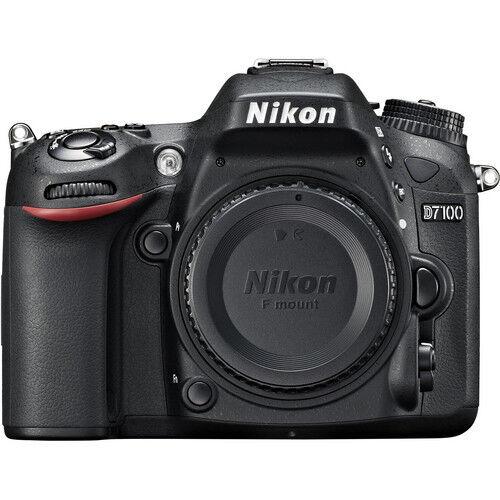 Nikon D7100 DSLR Camera (Body Only) Black 1513