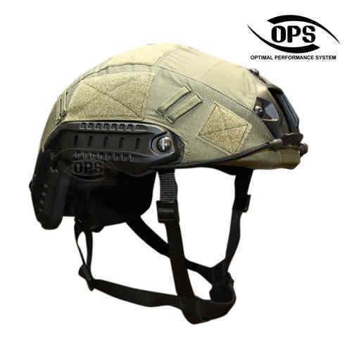 OPS FAST Helmet Cover Ranger Green