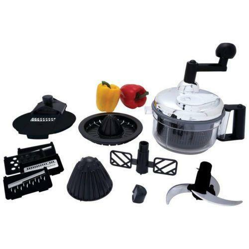 Hand Crank Kitchen Appliances: Hand Food Processor