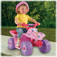 New - FISHER PRICE POWER WHEELS MINI QUAD CARS - Compare!