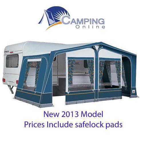 Caravan Awning Size 13 | eBay