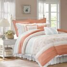 Bedskirt Queen Pink Duvet Covers & Bedding Sets
