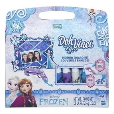 NEW HASBRO PLAY-DOH DOHVINCI DISNEY FROZEN MEMORY BOARD KIT B4936 PLAYDOH