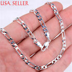 Chain White Gold Filled Fashion Pendants 24 Length (inches)