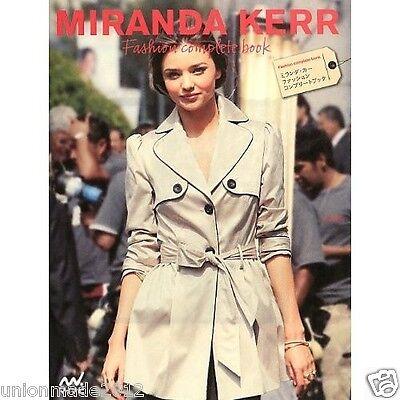 Photo Book Miranda Kerr All About M.K Perfect fashion Style of Miranda NEW F/S