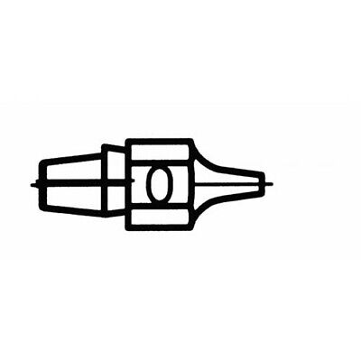 Weller Dx110 0051314099 Threadless Eccentric Desolder Tiplet For Dxv80