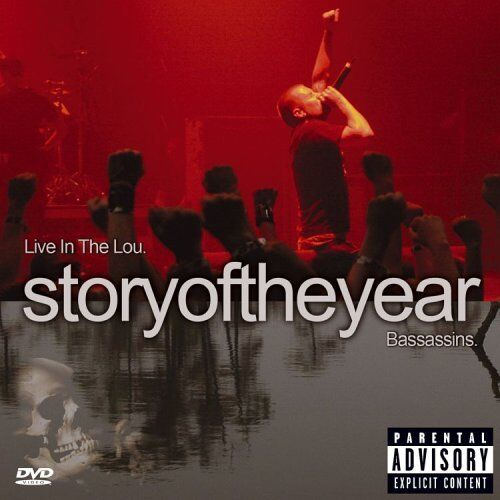 Story of the Year - Live in the Lou - Bassassins (2005)  CD+DVD  NEW  SPEEDYPOST