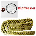 Unbranded Sprockets Motorcycle Chains&Sprocket Sets