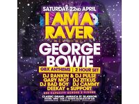 I'm a Raver + GBX tickets