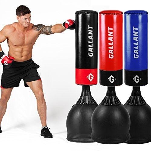 punch bag freestanding brand new