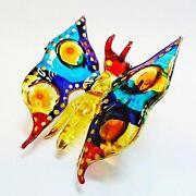Blown Glass Butterfly