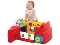 Fisher Price Crawl and Learn car