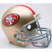 San Francisco 49ers Full Size Helmet