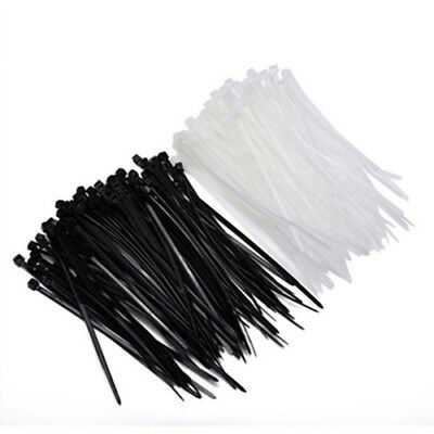 250pcs 8x450mm Factory Standard Self-locking Plastic Nylon Cable Ties Best
