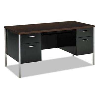 The Hon 34962mop 34000 Series Double Pedestal Desk 60w X 30d X 29 12h
