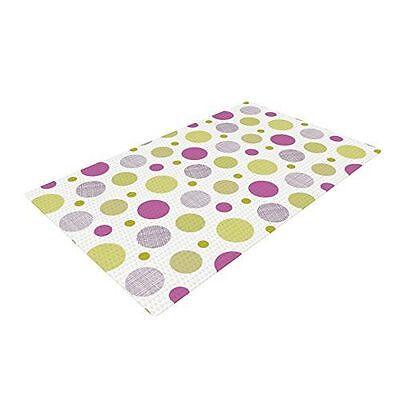 Kess InHouse * RHAPSODY DOT * Cutting Board Art Glass 11.5 by 15.75-Inch NIB
