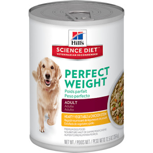 Hills science diet  perfect weight