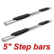 Ford Super Duty Step Bars